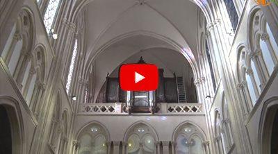 L'église Saint-Ignace à Paris 6e retrouve sa blancheur !