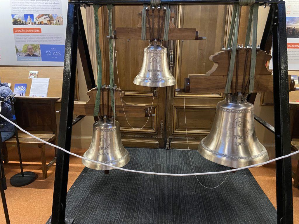 cloches sainte cécile