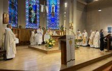 Messe à Sainte-Cécile