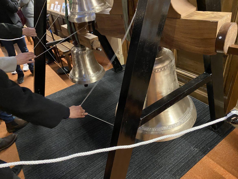 Benediction des cloches