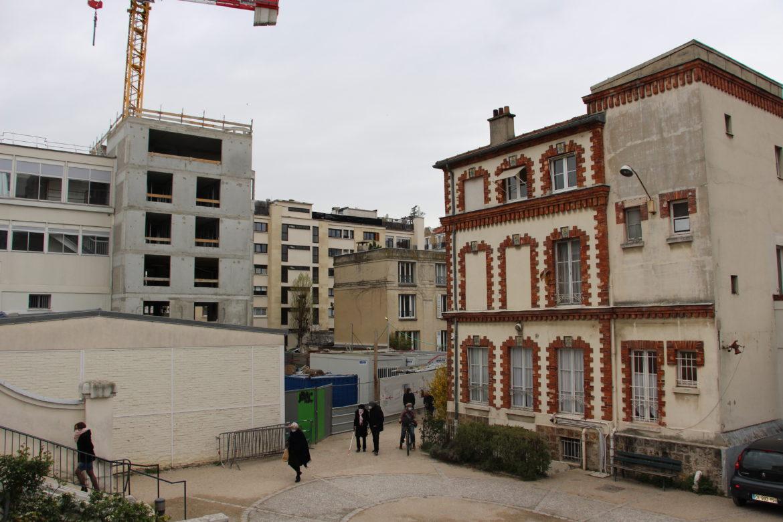 Presbytère Sainte-Cécile