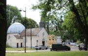 Bâtir l'église Saint-Jean-XXIII à Clichy-sous-Bois (93)