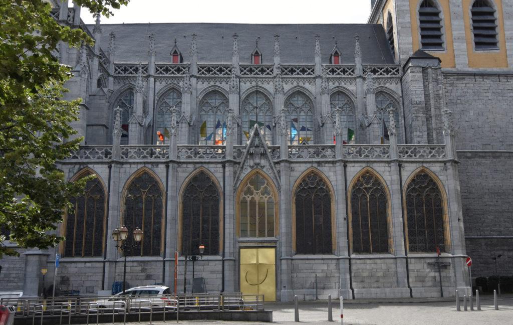 cathédrale Saint-Paul de Liège.