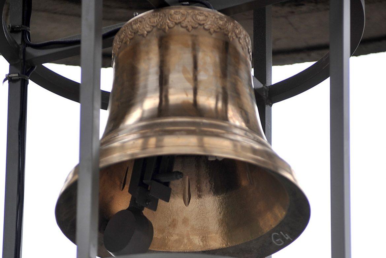 Nouvelles cloches pour l'église Notre-Dame-de-l'Assomption-des-Buttes-Chaumont à Paris 19e