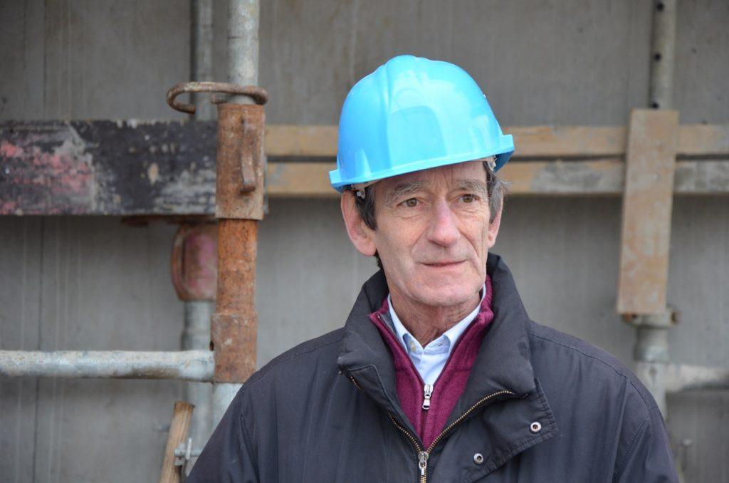L'architecte Marc Depeyre