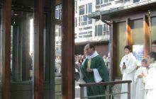 Accessibilité ascenseur église de Chaville