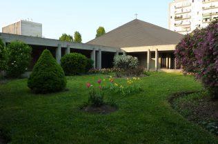 Rouvrir l'église du Saint-Esprit à Meudon-la-Forêt  (92)
