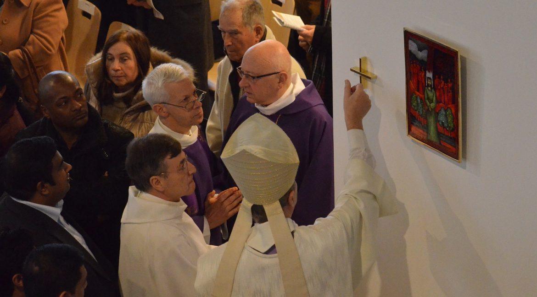 Consécration de l'église Saint-Pierre à Saint-Pierre-du-Perray (91)