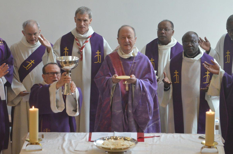 Consécration église Saint-Pierre