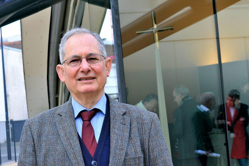 Christian Saliba bénévole