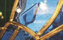 Détail du vitrail