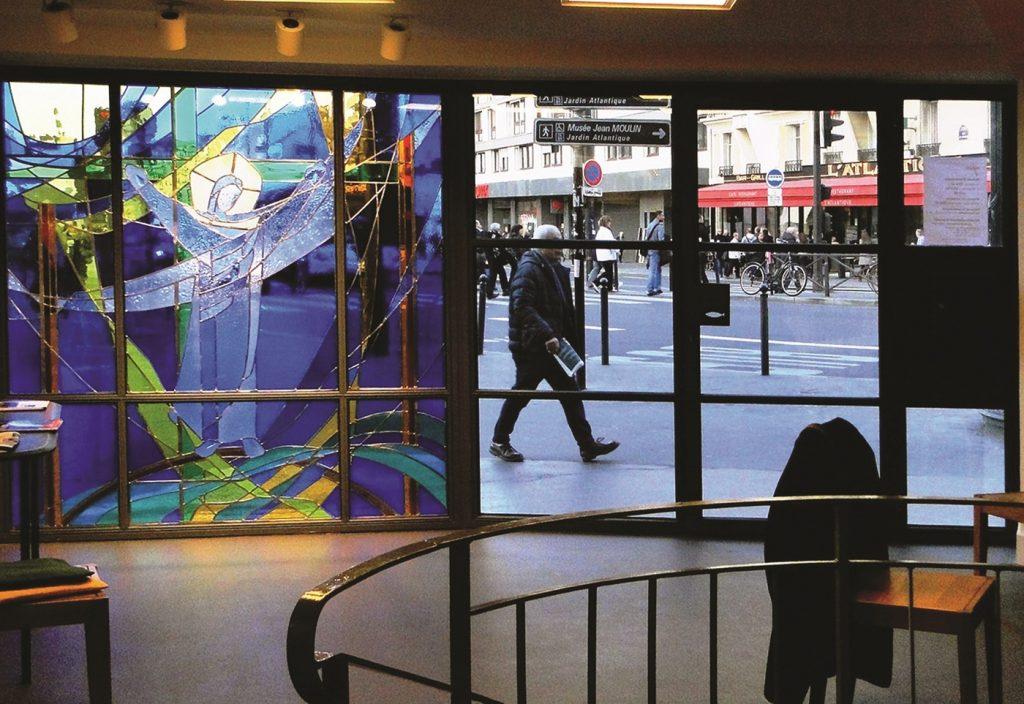 Espace d'accueil de Saint-Bernard du Montparnasse