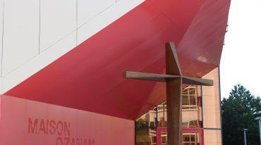 12 septembre 2015, Inauguration de la maison Ozanam à paris 17e