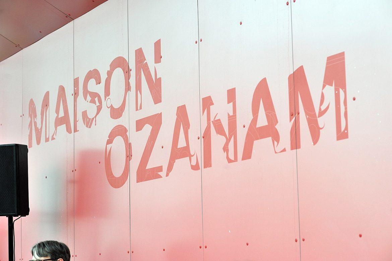La maison Ozanam à paris 17e
