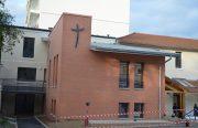 10 octobre 2017, inauguration du centre paroissial Saint Jean-Paul II à Colombes