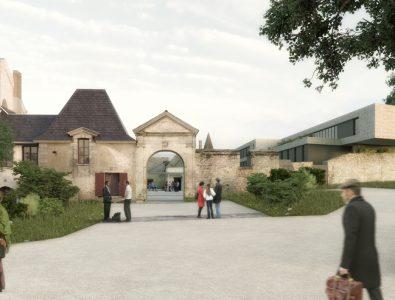 Notre-Dame-de-l'Ouÿe aux Granges-le-Roi (91)