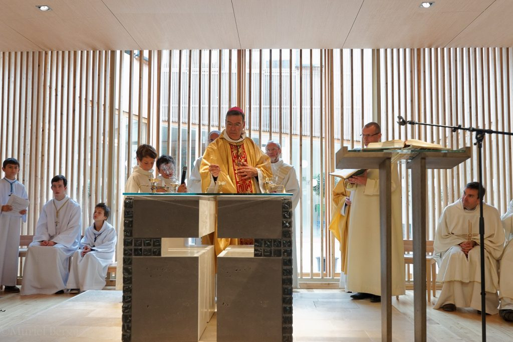 Mobilier liturgique prix création 2013