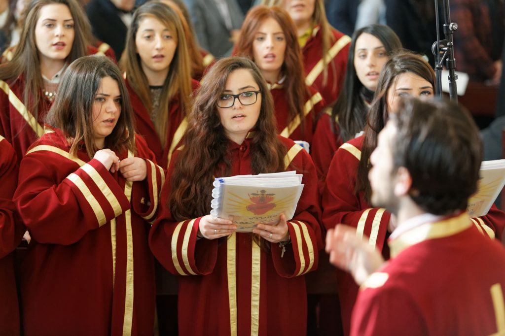 Chorale chaldéenne