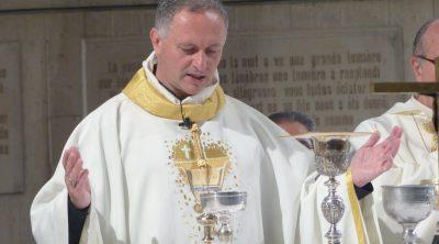 Bénédiction à Notre-Dame-des-Roses – septembre 2013