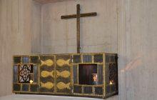 Le tabernacle de Notre-Dame-des-Roses