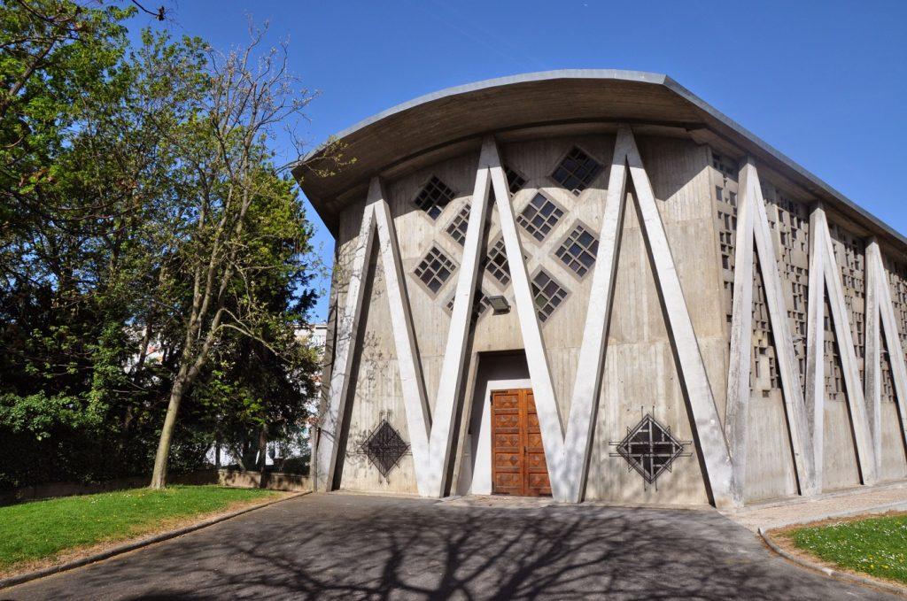 L'église Notre-Dame-d'Espérance à Savigny-sur-Orge