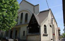 Vue extérieure église Saint-Jean-Baptiste