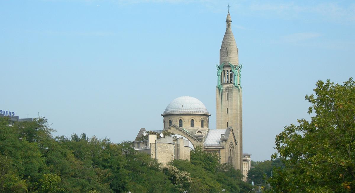 Église du Sacré-Cœur de Gentilly