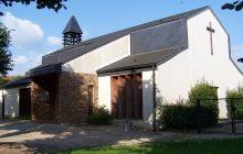 Vue de la chapelle Sainte-Geneviève