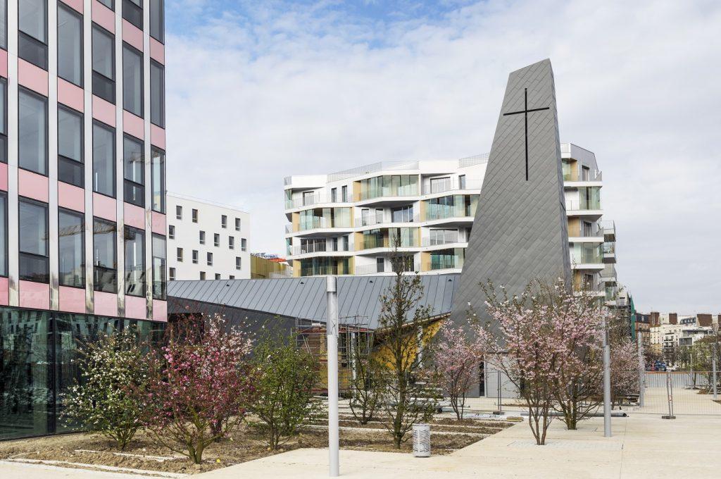 Maison Saint-François-de-Sales à Boulogne-Billancourt