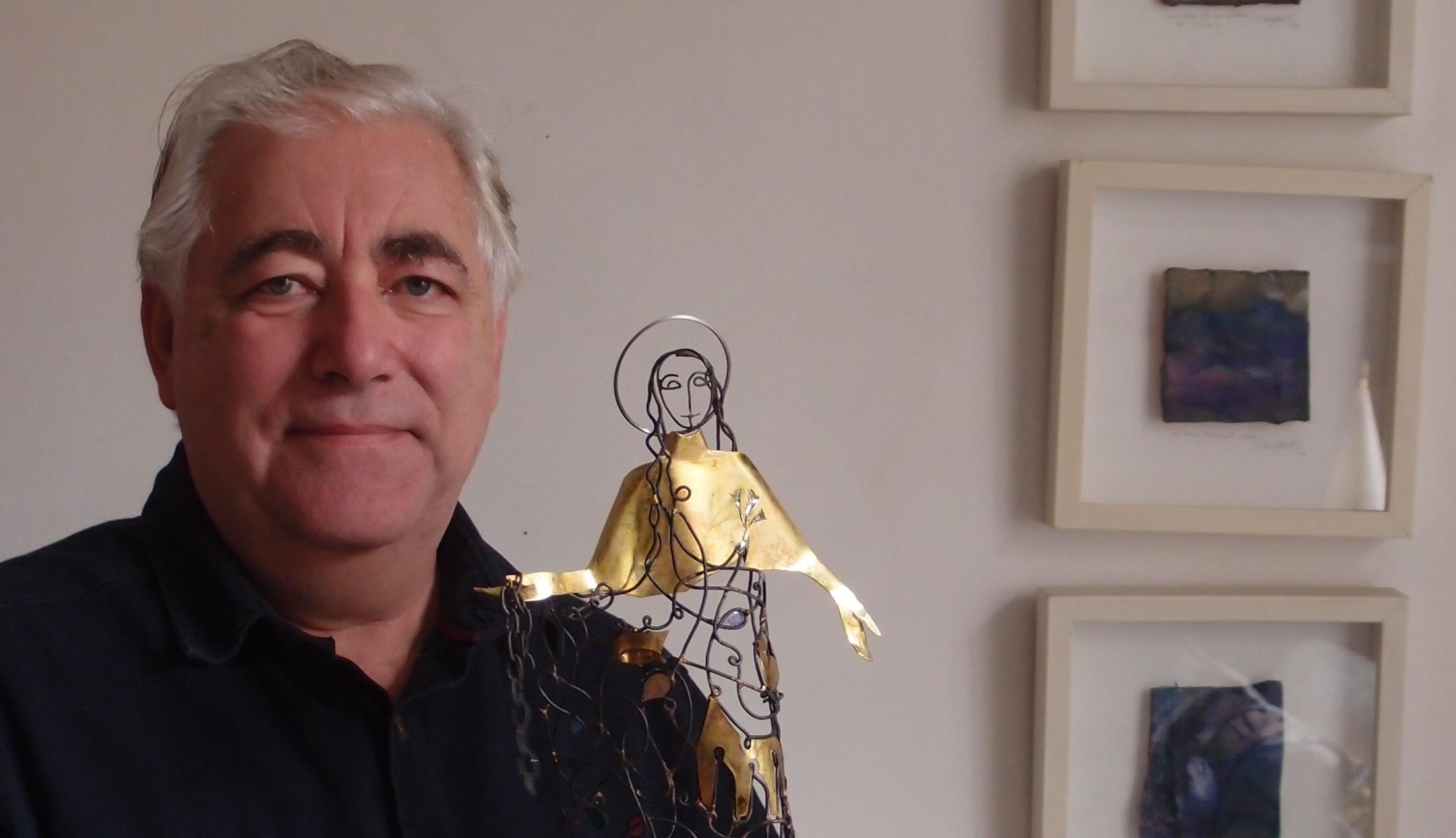 Jean-Charles Detallante, lauréat du prix de la création 2017
