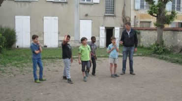 Vernouillet : bénédiction de la maison Saint-Jean-Paul-II