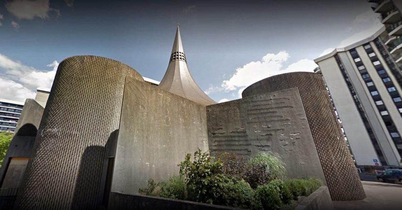 Rénovation de l'église Notre-Dame-de-Toute-Joie à Grigny (91)