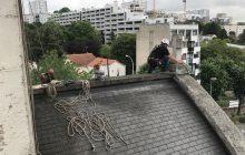 Saint-Stanislas-des-Blagis toit
