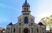 Rénovation de l'église Notre-Dame d'Alfortville (94)