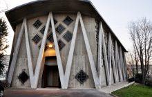 L'église Notre-Dame-d'Espérance à Savigny-sur-Orge, façade