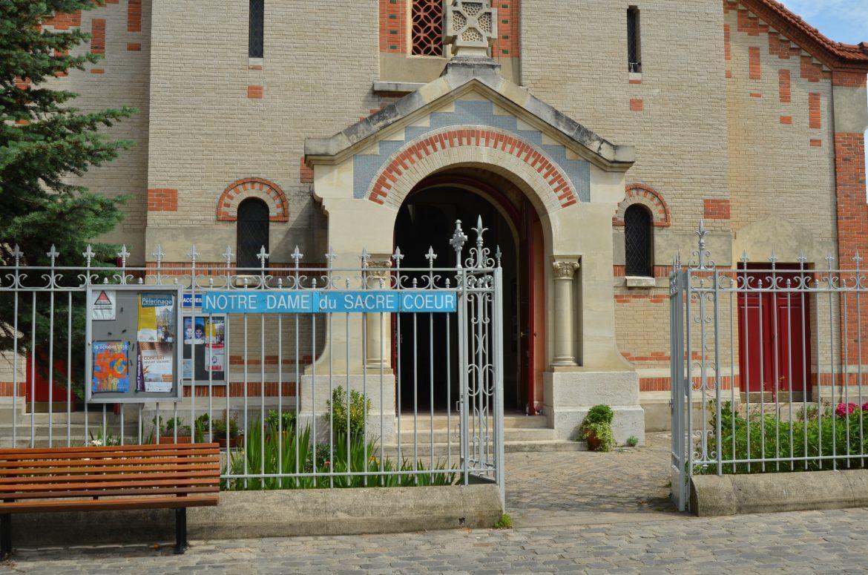 Notre-Dame du Sacré-Cœur à Maisons-Alfort