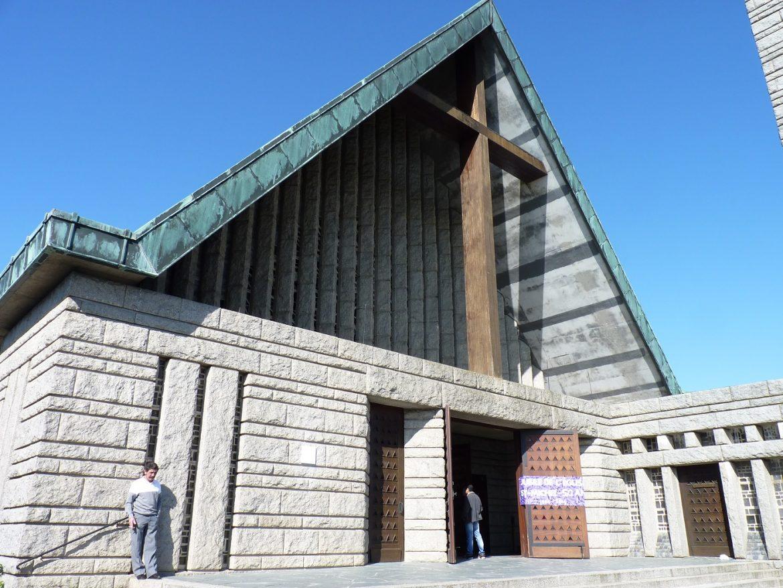 L'église Saint-Michel à Goussainville