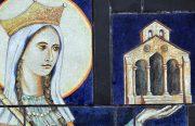 Une statue de sainte Bathilde pour la nouvelle église de Chelles