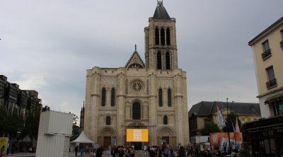 Nouvel autel et ambon pour la Basilique cathédrale de Saint-Denis (93)