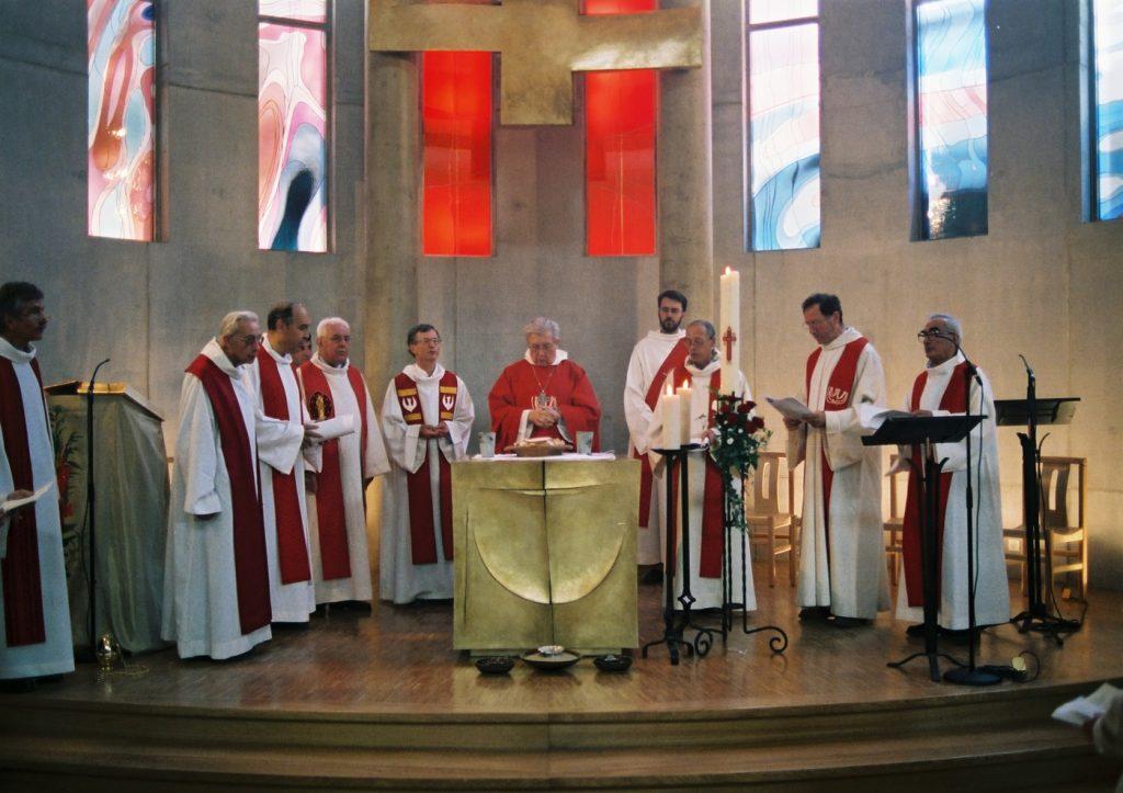Mobilier liturgique Sainte-Croix-du-Port