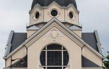 Façade de Sainte Jeanne d'Arc