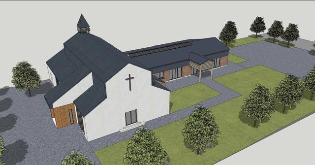 projet Maison paroissiale Sainte-Geneviève