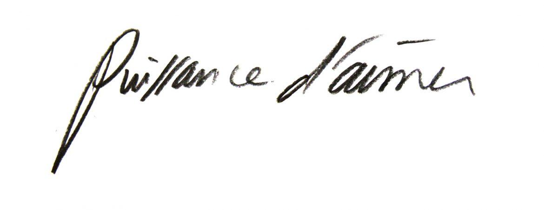Logo Puissance d'aimer