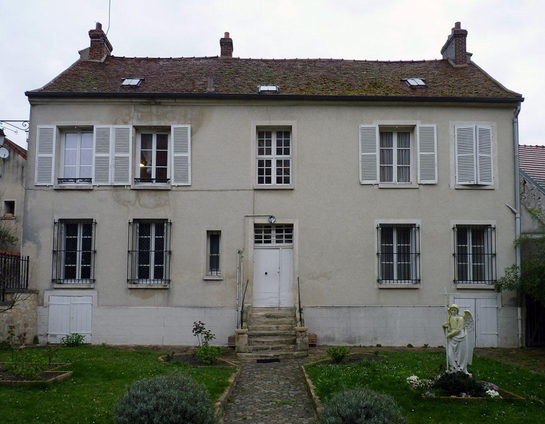 Rénovation du presbytère de Louvres (95)