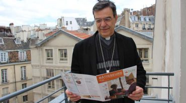Michel Aupetit, un évêque des Chantiers, archevêque de Paris
