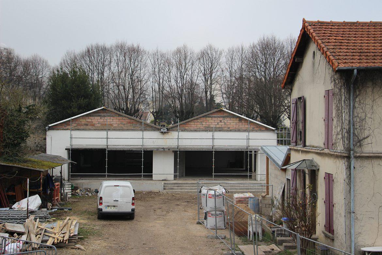 Locaux paroissiaux de Saint-Pierre-Saint-Paul à Fontenay-aux-Roses - Travaux