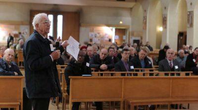 Délégués des Chantiers du Cardinal