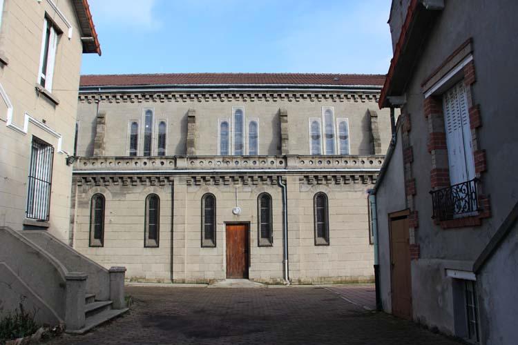 Les Chantiers du Cardinal prennent en charge 100% du budget des travaux de rénovation.