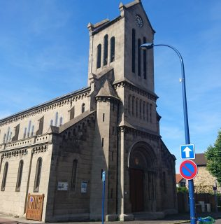 Saint-Louis-du-Progrès à Drancy