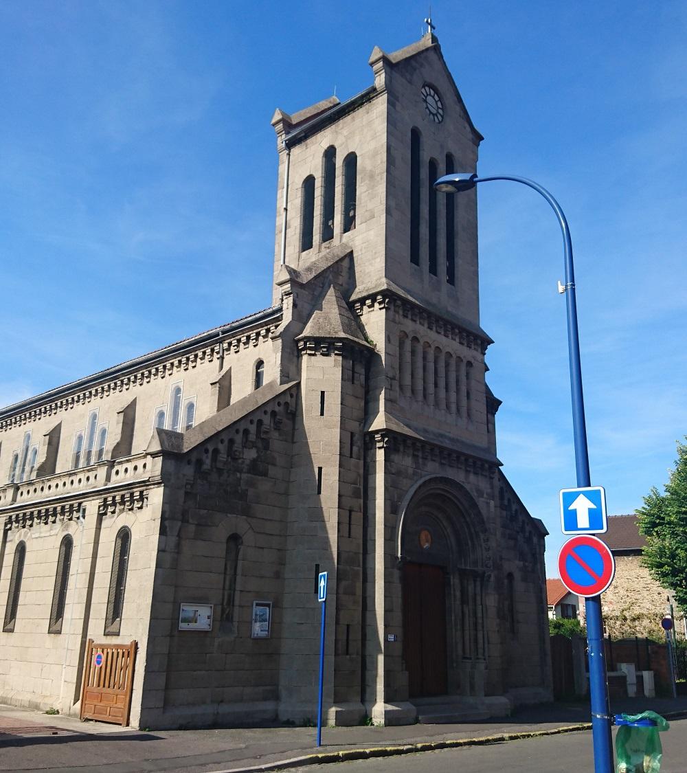 Saint-Louis-du-Progrès a été construite en 1931.